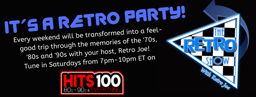 IT'S A RETRO PARTY! (2)